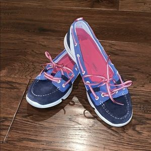 Adidas Adiprene Rock Port Boat Shoes, 6.5
